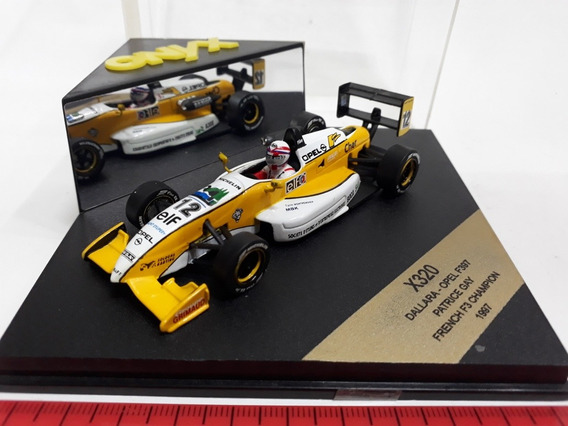 Onyx 1/43 Dallara - Opel F397 Formula 3 1997 Impecable