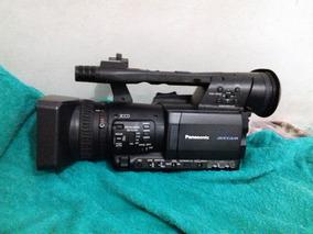 Câmera Filmadora Panasonic Hmc 150 Com Bateria E Cartão