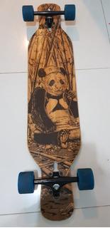 Skate Longboard Flowing Boards Dkt 42 Entrega Só Pessoalmen