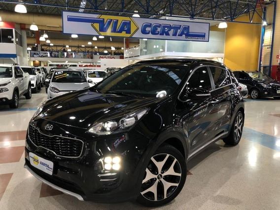 Kia Sportage 2.0 Ex 4x2 * C/ Teto Solar * Top De Linha