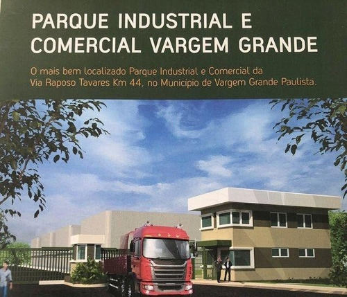 Terreno À Venda, 996 M² Por R$ 607.968,00 - Centro - Vargem Grande Paulista/sp - Te0468