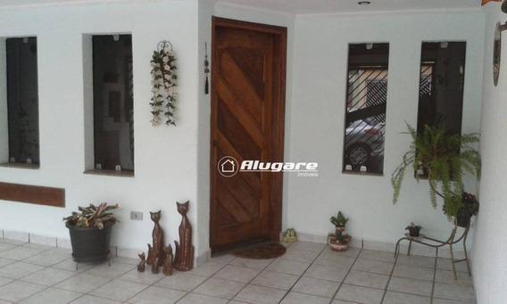 Sobrado Com 4 Dormitórios À Venda, 200 M² Por R$ 640.000 - Jardim Vila Galvão - Guarulhos/sp - So0504