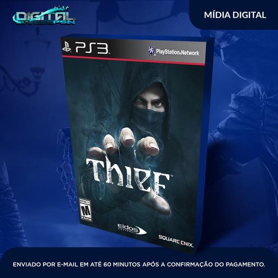 Thief Ps3 Psn Midia Digital Envio Agora! Original