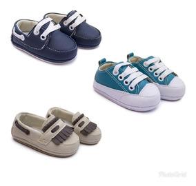 Sapato Social Infantil Kit 3 Pares Infantil Kds Envio Gratis