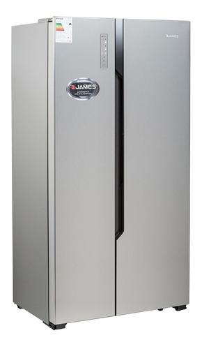 Refrigerador James Side By Side Rj40 K  - Laser Tv