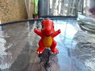 Pokemon Tomy Nintendo Figuras Originales Charmander Vintage