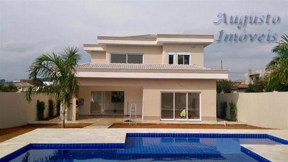 Casa Nova Em Condomínio Shamballa Ii Em Atibaia