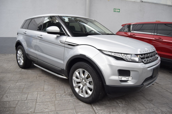 Land Rover Range Rover Evoque Pure Tech 2014