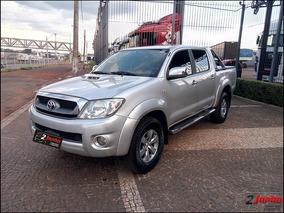 Toyota Hilux 2.7 Vvt-i Sr Cab. Dupla 4x2 4p ** Flex **