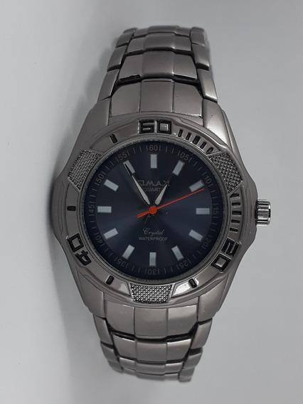 Reloj Original Omax Quartz Para Caballero Cod035