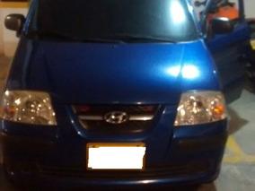 Hyundai Atos Prime Modelo 2011 Azul 110.000kms Con Aire