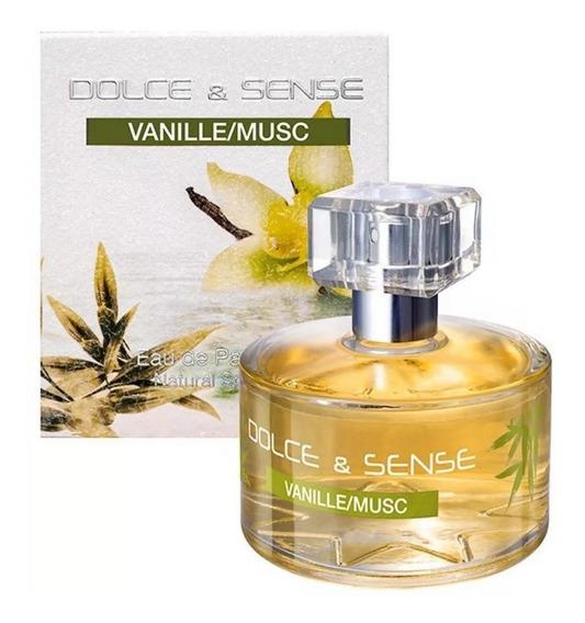 Perfume Dolce Sense Vanille Musc Paris Elysees Novidade