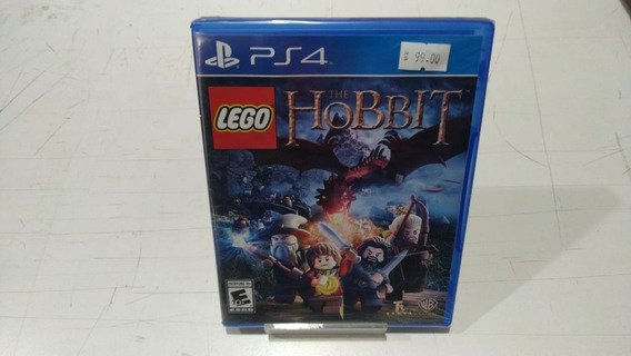 Lego The Hobbit Ps4, Leia O Anuncio