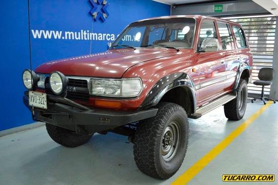 Toyota Burbuja Vx-sincronico