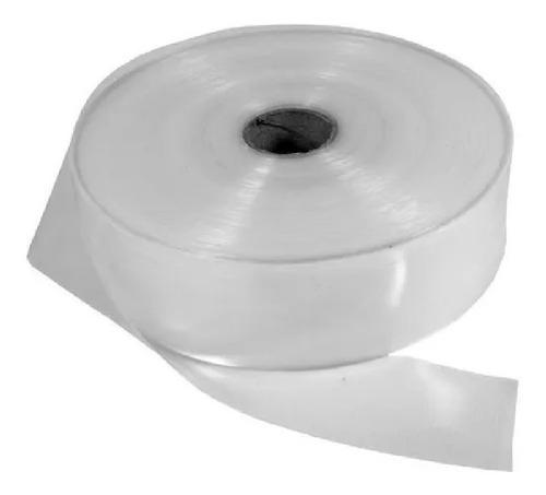 Imagen 1 de 8 de Cinta Plastica Para Cortinas 7cm X 10mts Soul