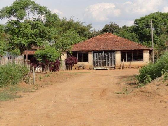 Fazenda 44 Alqueires - Paraisópolis-mg - Fa0015
