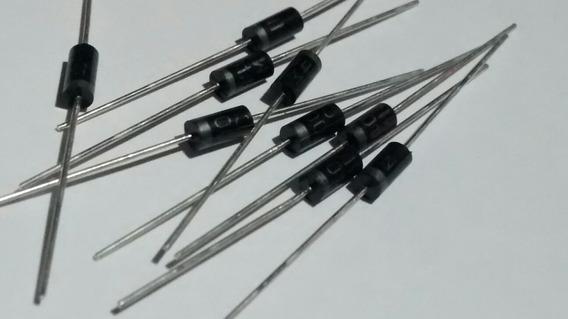 Diodo In4007 / 1 Amper Kit Com 50 Pecas