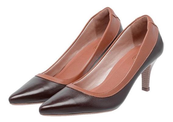 Sapato Salto Alto Scarpins Feminino Advogadas Executivas