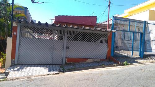 Imagem 1 de 4 de Casa À Venda, 3 Quartos, 6 Vagas, Tibiriçá - Santo André/sp - 39640