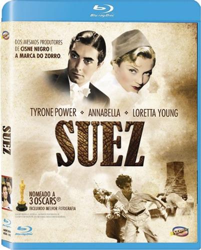 Blu-ray Suez (1938) - Classicline - Bonellihq M20