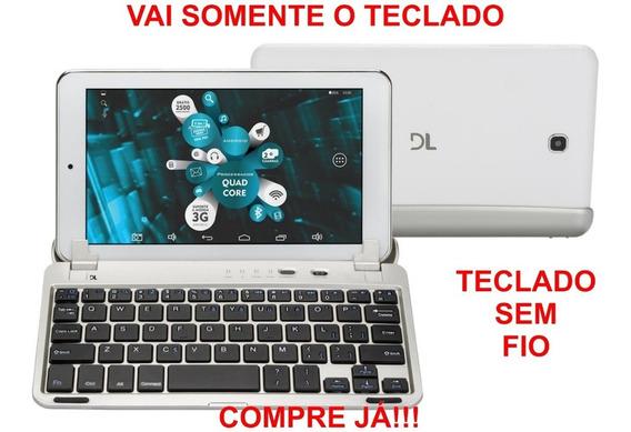 Mini Teclado Bluetooth Tablet Mac Apple iPad Windows Android