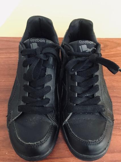 Zapatillas Reebok Negras Talle 35