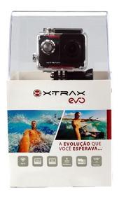Câmera De Aventura Esportiva Xtrax Evo + Bateria
