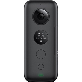 Insta360 One X 5.7k Câmera 360° - Nova Na Caixa 12x S/ Juros