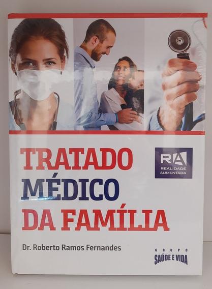 Livro Tratado Médico Da Família Novo Lacrado
