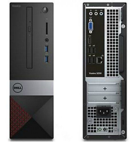 Cpu Dell Vostro 3268e Core I5 7ªg 4gb Ddr4 1tb Wifi Hdmi