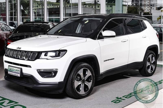 Jeep Compass Longitude 2.0 Flex Aut./2018