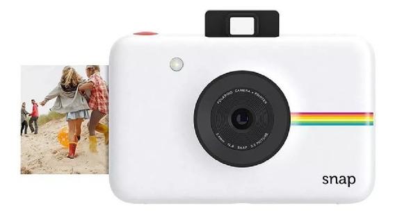 Câmera Polaroid Snap Digita+filme 20 Folhas+msd 32gb