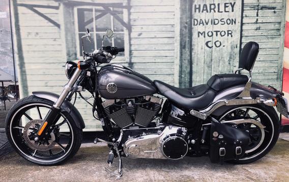 Harley Davidson Softail Breakout Fxbb