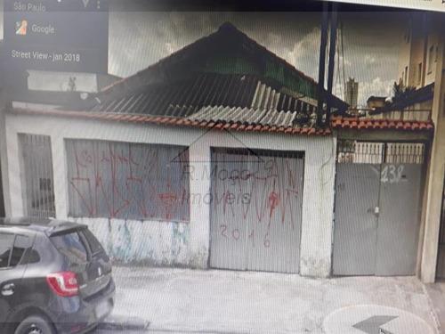 Terreno Vila Guilhermina São Paulo/sp - 594