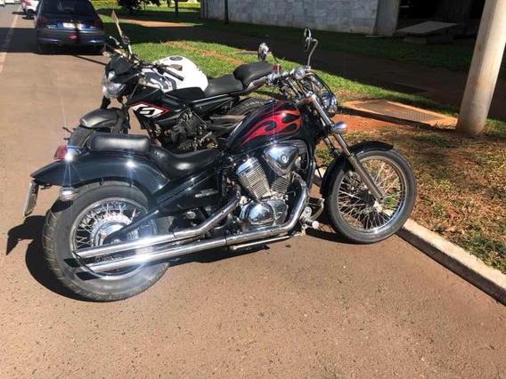 Honda Shadow Vt-600
