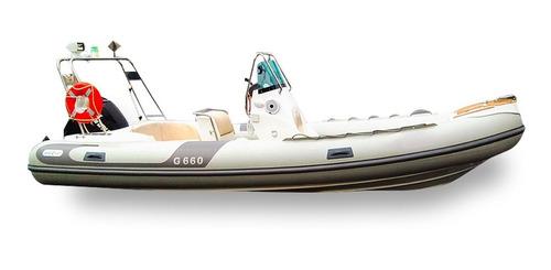 Bote Inflável Esportivo G660 I - Pvc - Zefir
