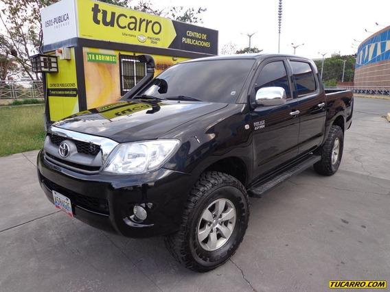Toyota Hilux Sincrónico