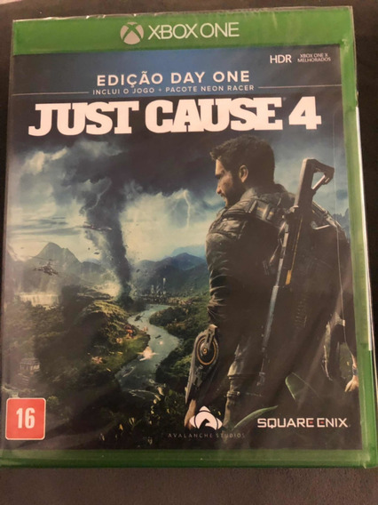 Just Cause4 Xbox One