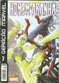 Revista Hq - 7 Geração Marvel - Homem Aranha
