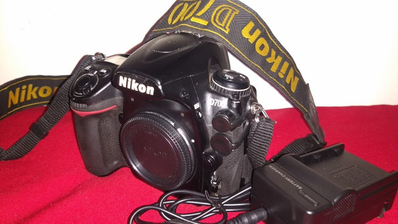 Nikon D700 Full Flame Perfeito Funcionamento 101 K Cliks