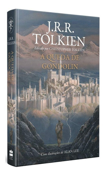 Livro - A Queda De Gondolin J. R. R. Tolkien - Harper Collin