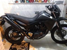 Yamaha Xt660 R Preta 2010