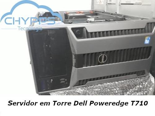 Servidor Torre Dell Poweredge T710 16gb Ram Xeon E5620