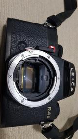 Câmera Leica R4s + Lentes