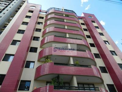 Cobertura Duplex Com 3 Dormitórios À Venda, 231 M² Por R$ 810.000 - Bosque - Campinas/sp - Co0028