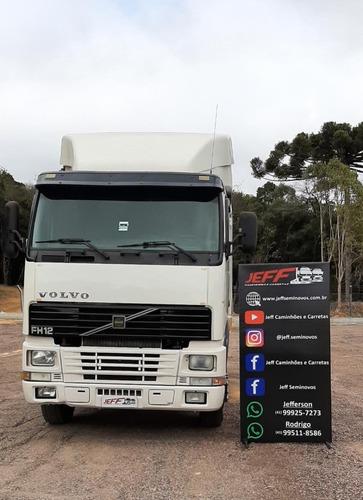 Imagem 1 de 15 de Caminhão Volvo Fh12 380 2003 6x2