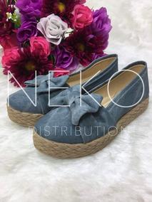 Zapato Moño Casual (envio Gratis)
