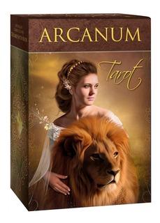 Tarot Arcanum, Las Cartas Están En Ingles.