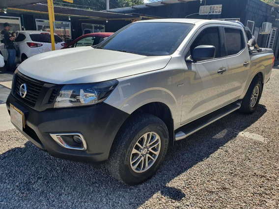 Nissan Frontier Np300 Sabanera Mt 4x2 2018