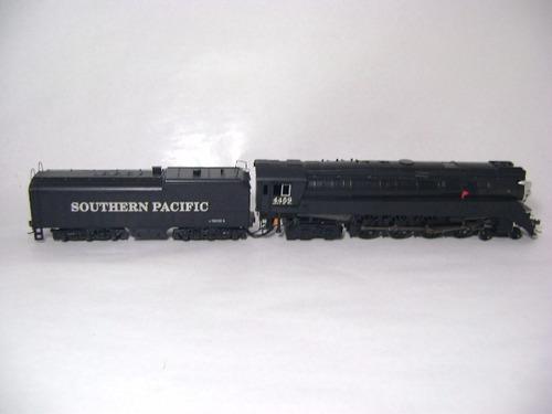 Imagen 1 de 6 de Nico Loco Vapor 4 8 4 Pacific Dcc  Bachmann H0 (lbh 24)
